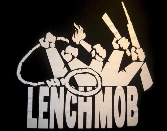 1992 Da Lench Mob Street Knowledge Vintage 90s rap T-shirt