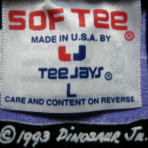1993 Dinosaur jr Where You Been long sleeve vintage t-shirt