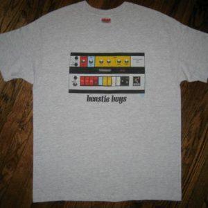 1992 Beastie Boys fuck all y'all vintage 90s Maestro T-shirt