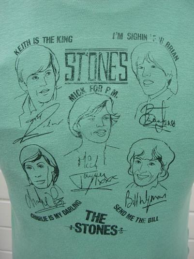 1965 Rolling Stones Shirt
