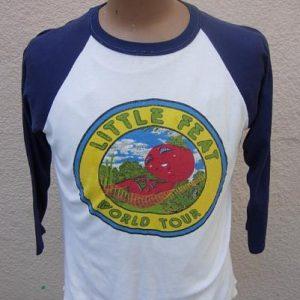 Little Feat 1978 Concert Shirt