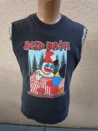 Original 1994 Acid Bath Shirt