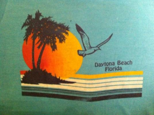 Authentic Daytona Beach Vintage T-Shirt
