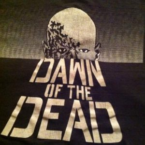 Vintage Dawn of the Dead Promo T-Shirt - 1978