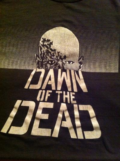 Vintage Dawn of the Dead Promo T-Shirt – 1978