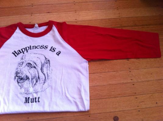 Vintage Mutt T-Shirt
