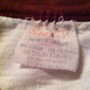 Extremely Rare Vintage Vassar Clements 1979 Tour T-Shirt