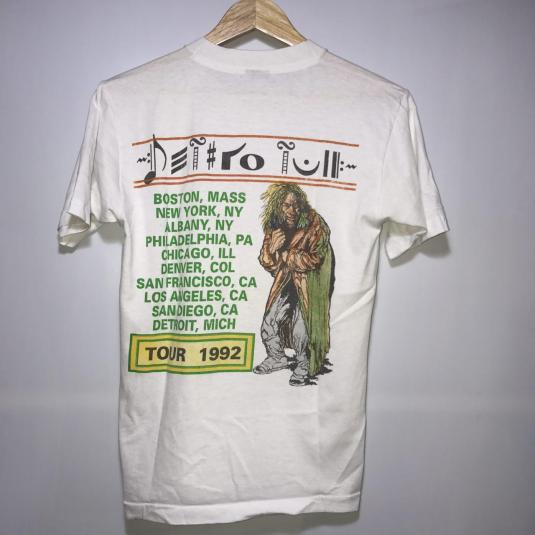 JETHRO TULL TOUR 1992 VINTAGE
