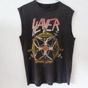 Vintage Slayer tour shirt 1994 - L -