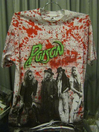 Poison - Flesh & Blood Tour