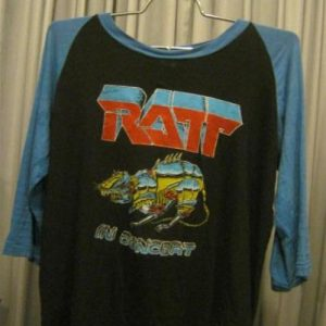 Ratt - Out of the Cellar Tour