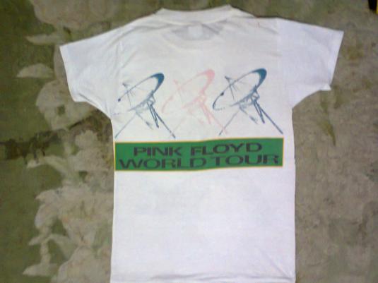 Vintage PINK FLOYD World Tour