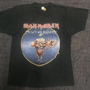 Vintage Iron Maiden can play with madness