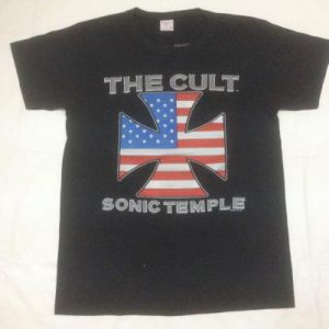 The Cult 1989