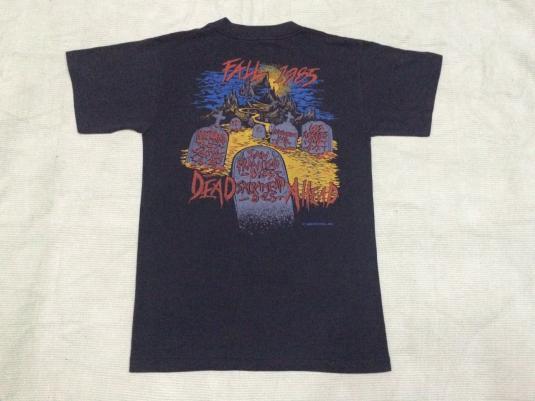 Vintage Slayer live undead 1985