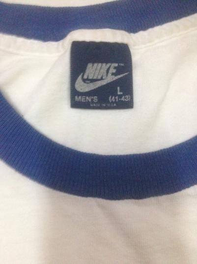 Nike Blue Tag 80′