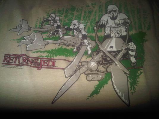 STAR WARS Return to the Jedi