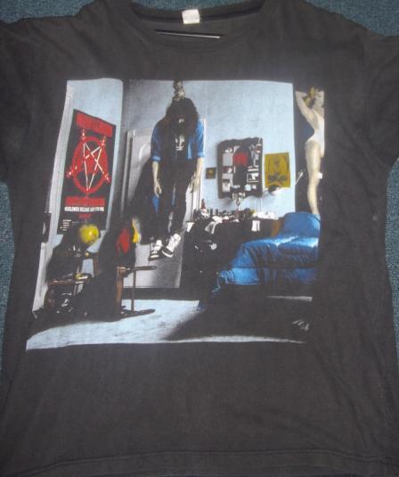 Slayer Hanging Boy/Mandatory Suicide Shirt. 1988 XL