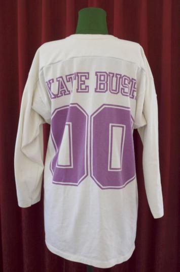 1984 Kate Bush 'Hounds of Love' Promo V-Neck Sweatshirt