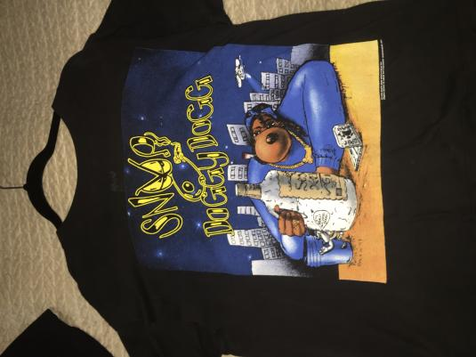 Snoop Doggy Dogg Gin & Juice Tee GEM