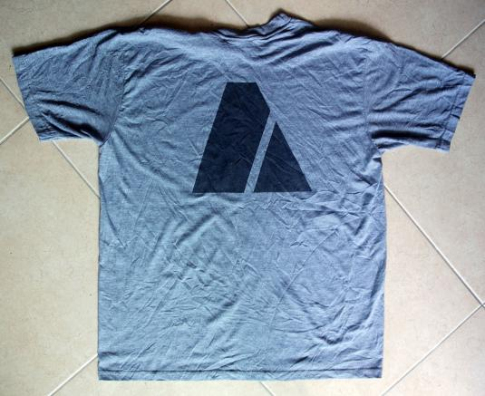 ARMY Official US Army Gray Distressed Soft XL White Label