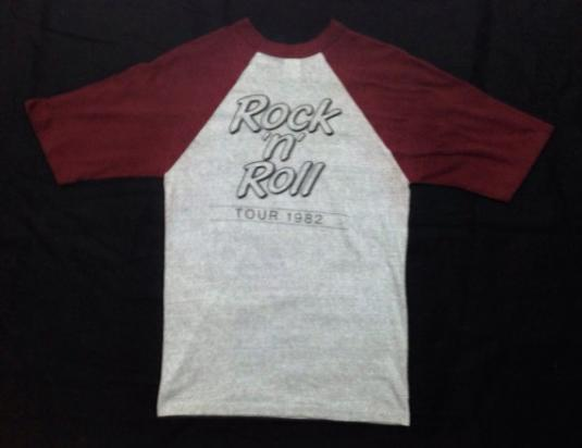 Vintage 80s JOAN JETT & The Blackhearts Rock Jersey T Shirt