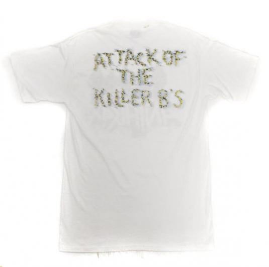 Vintage 90s Anthrax Attack of the Killer B's Thrash Metal T