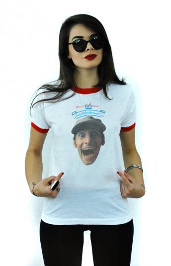 Vintage 80s Ernest P. Worrell Quality Chekd Milk T Shirt