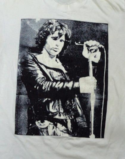 Vintage 90s JIM MORRISON The Doors T Shirt Sz L