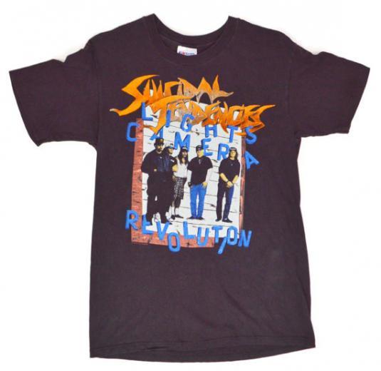 Vintage 90s Suicidal Tendencies T Shirt Sz M