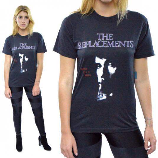 Vintage 80s The Replacements Don't Tell a Soul T Shirt Sz S