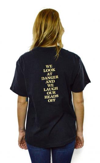 Vintage 90s Morrissey Your Arsenal We Look At Danger T Shirt