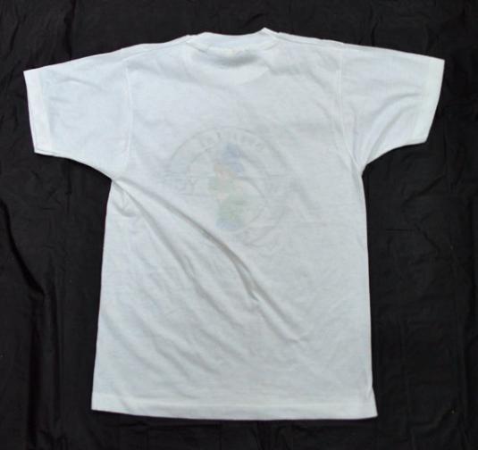 Vintage 80s Official New York Poser T Shirt
