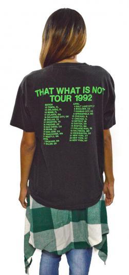 Vintage 90's Public Image Limited PiL That What Is Not Tour