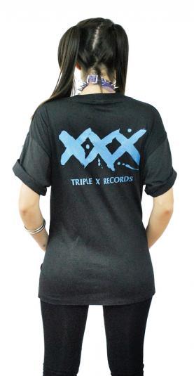 Vintage 90s JANE'S ADDICTION Triple X Records T Shirt