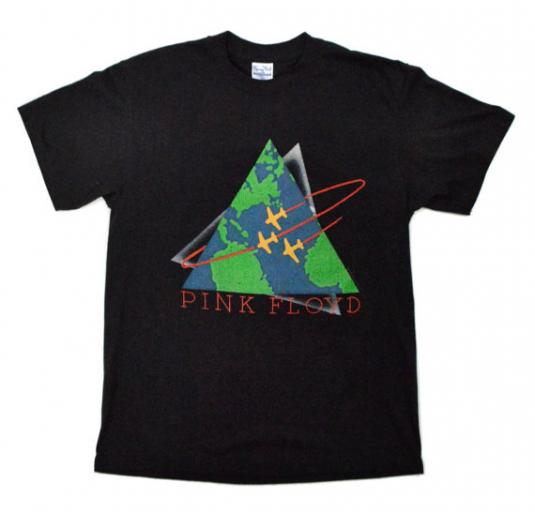 Vintage 80s Pink Floyd Momentary Lapse of Reason T Shirt