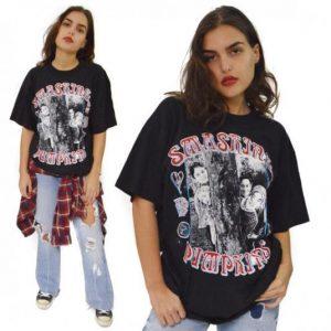 Vintage 90s Smashing Pumpkins Siamese Dream Rare T Shirt Sz