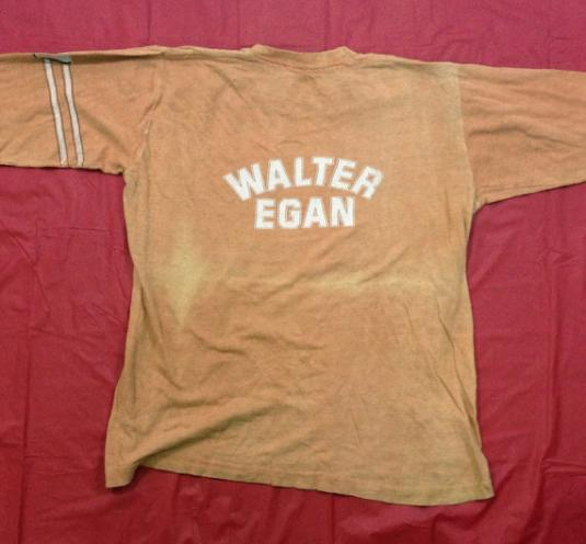 Vintage 70s WALTER EGAN Distressed Columbia Records 1977 Jer