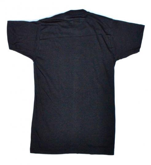 Vintage 80s Born to Kill 3D Emblem Rare T Shirt Sz S