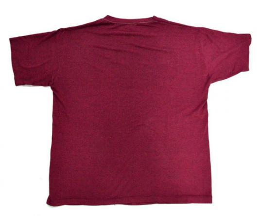 Vintage 80s Western District Basketball T Shirt Sz L