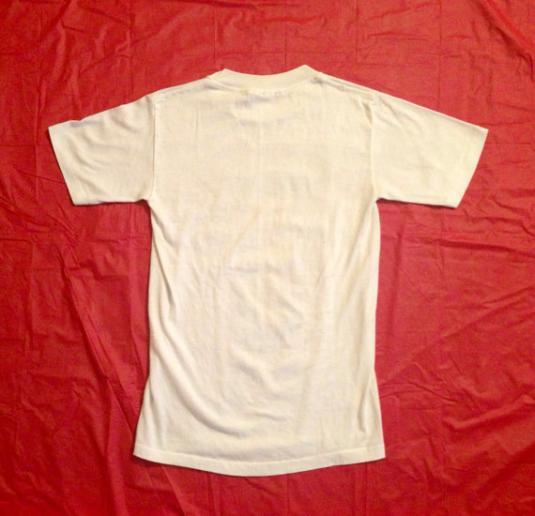 Vintage 80s SIMPSONS BART SIMPSON Underachiever T Shirt