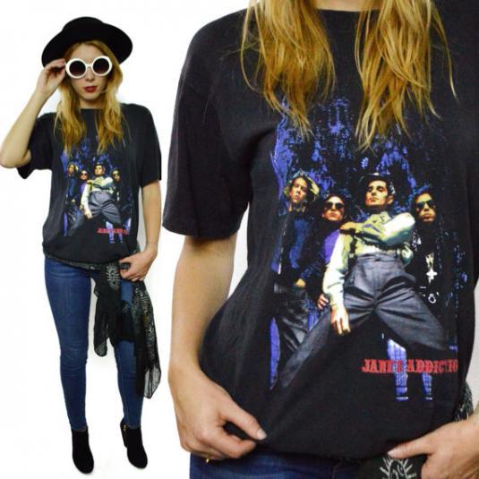 Vintage 90s Jane's Addiction Ritual De Lo Habitual T Shirt