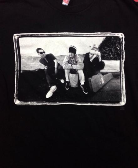 Vintage 90s BEASTIE BOYS Check Your Head T Shirt Sz L