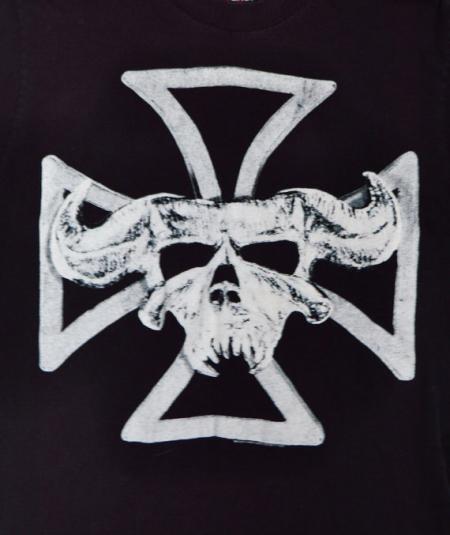 Vintage 90s Danzig Thrall Demonsweatlive Concert T Shirt Sz