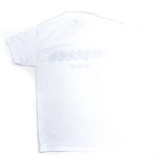Vintage 80s Emporia State University T Shirt Sz S