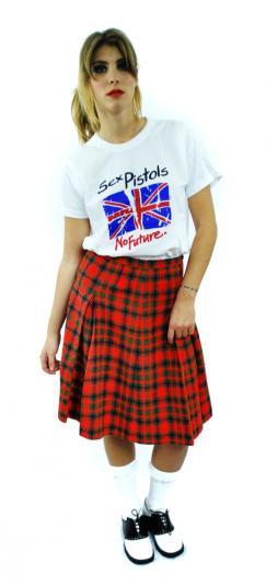 Vintage 80s SEX PISTOLS No Future Union Jack 1981 T Shirt