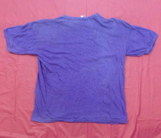 Vintage 70s TOONES Record Shop Allentown T Shirt