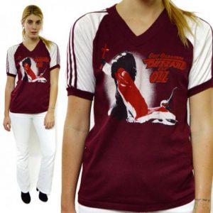 Vintage 80s Ozzy Osbourne Blizzard of Ozz T Shirt Sz M