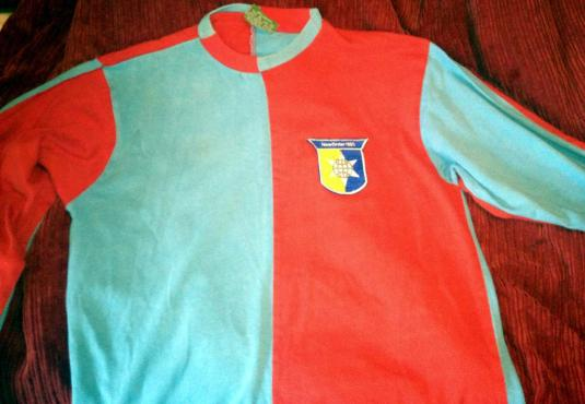 New Order Vintage 1993 World Cup Jersey