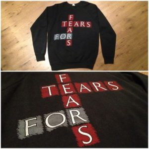 Tears for Fears Long Sleeve Jumper